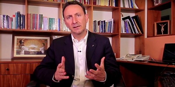 Alessandro Moroni presenta decreto vaticano sobre el Sodalicio de Vida Cristiana