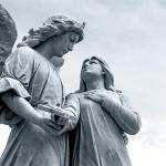 El ángel de la guarda: amigo y compañero