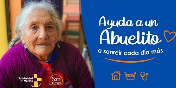 Solidaridad en Marcha (SEM) Lima nos invita a ayudar a sus abuelitos