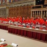 Sede Vacante: el Orden de los Cardenales