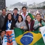 Voluntarios del MVC en la JMJ: una experiencia de oración y servicio