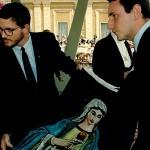 Un telar de oraciones para Juan Pablo II