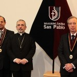 """La UCSP se ha mantenido fiel a sus principios e ideales"""