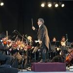 Orquesta Filarmónica estrenó el himno de la UCSP