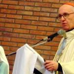 """Bergoglio al Sodalicio: """"Busquen entregar el Evangelio"""""""