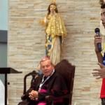 Peregrinos llenaron las Catequesis en Nossa Senhora da Guia