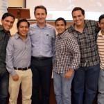 Superior del Sodalicio visita las obras de la Familia Sodálite en Guayaquil