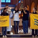 Emevecistas concluyeron la JMJ con visita a Aparecida
