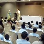 La Fundación Acción Solidaria se consagró a Nuestra Señora de la Reconciliación