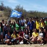El MVC Chile participa de la multitudinaria Peregrinación a Los Andes
