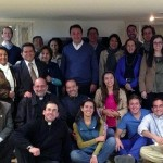 Alessandro Moroni visitó las obras de la Familia Sodálite en Bogotá