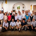 Alessandro Moroni visitó las obras de la Familia Sodálite en Cali