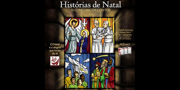 Afiche Histórias de Natal 21out2013