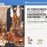 """IX Concurso Nacional de Nacimientos """"Navidad es Jesús"""""""