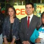 Conmovedora premiación del XI Concurso Histórias de Natal