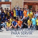"""Misiones en Chile: """"Vayan, sin miedo, para servir"""""""