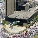 Marcha por la Vida Lima 2014 batió récords de participación