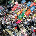Arequipa celebró a lo grande la vida, familia y juventud