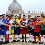 Se arrancó la Clericus Cup 2014