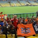 La Escuela de Fútbol de SOMAR visitó el Estadio Maracaná