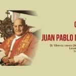 Vigilia por la canonización de Juan XXIII y Juan Pablo II