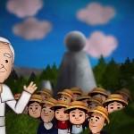 """""""San Juan Pablo II, la vida de un papa santo"""""""