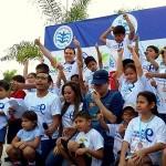 IX Carrera 5k por los niños de la Fundación Acción Solidaria