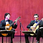 """Ensamble de Guitarras """"Cali-Cuarteto"""" en Lima, Chincha y Arequipa"""
