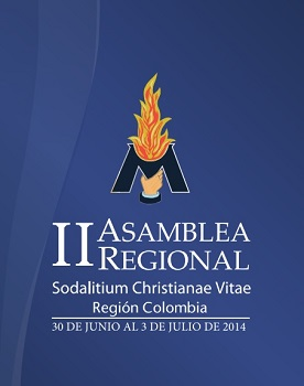 II AR Colombia SCV (logo)