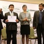 Universidad Católica San Pablo recibió premio del CONCYTEC