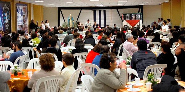 Familia Sodálite en Piura realizó gran bingo solidario