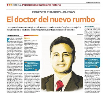 Eduardo Cuadros-Vargas UCSP EC