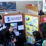 Familia Sodálite presente en la ExpoCarisma Vocacional 2014