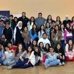 """La Familia Sodálite en Chile vivió el """"Día del Joven Solidario"""""""