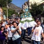 Familia Sodálite en Río celebró la 'Festa de Padroeira'