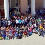 MVC Arequipa caminó al encuentro de la 'Mamita' de Chapi