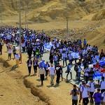 MVC Piura participó de la gran peregrinación por la vida hacia 'La Mechita'