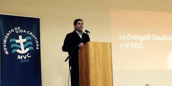 A. Borges charla Chile 2014