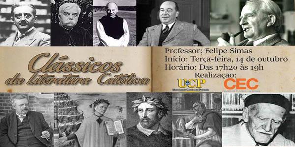 Clasicos literatura catolica CEC Brasil