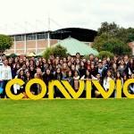 Jóvenes de Bogotá 'asumen el desafío' de la vida cristiana
