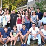 Mons. Gregório Paixão visitó al MVC en Petrópolis