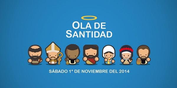 Ola de santidad 14 - NS
