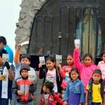 """Alegría y Esperanza se unió a """"Un millón de niños rezando el Rosario"""""""
