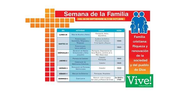 Semana de la Familia GYE 2014