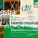 Concluyó la XIII edición del Certamen de Audición Musical