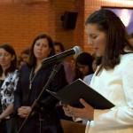 Jennifer Pava realizó sus Profesiones Perpetuas en Chile