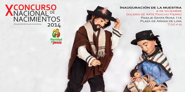 """ICTYS anuncia el X Concurso Nacional de Nacimientos """"Navidad es Jesús»"""