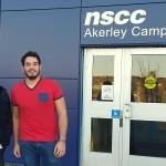 Alumnos del ISUR obtuvieron becas para realizar estudios en Canadá