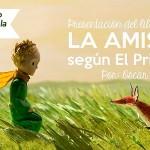 """Oscar Tokumura presentará su libro """"La amistad según El Principito"""""""