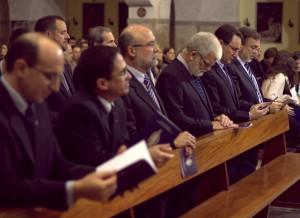 Bodas de Plata de la Profesion Perpetua del sodalite Enrique Elias Dupuy (1)